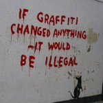 Banksy Is Back [Pics]